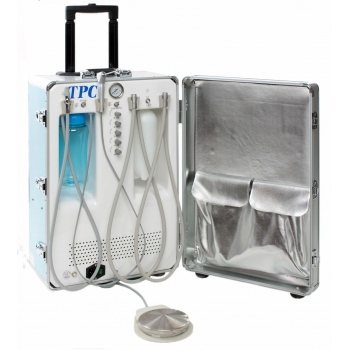 TPC PC 2630 Fully Self Contained Mobile Portable Dental Unit Delivery System