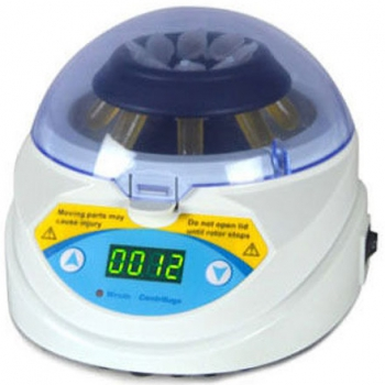 Mini 4K Medical Laboratory Mini Centrifuge Centrifugal Separator 4000rpm