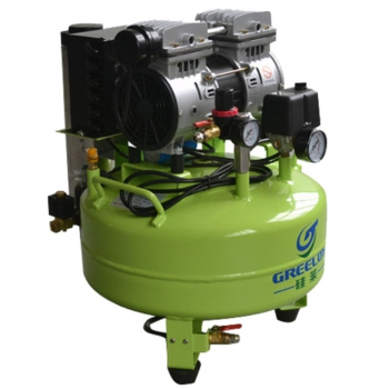 Greeloy® GA-61Y Oil Free Mini Air Compressor With Drier