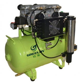 Greeloy®GA-62Y Dental Silent Air Compressor With Drier