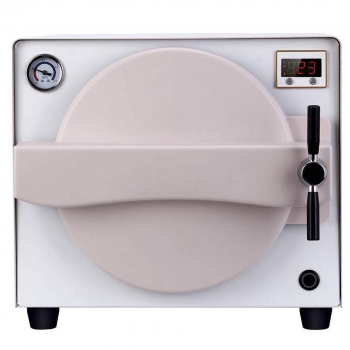 18L Lab Autoclave Sterilizer Vacuum Steam Mini Thermal TR250N