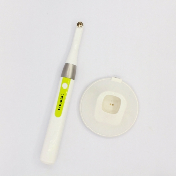 Dental 1 Second Wireless 10W LED Curing Light Lamp 2500mw/cm² Blue Light LY-C240