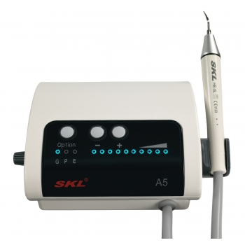 SKL A5 Dental Ultrasonic Scaler with Detachable LED Handpiece EMS Compatible