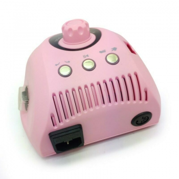 Dental Micromotor Polisher Micro Motor YJD-108FH Pink with 40K RPM Handpiece