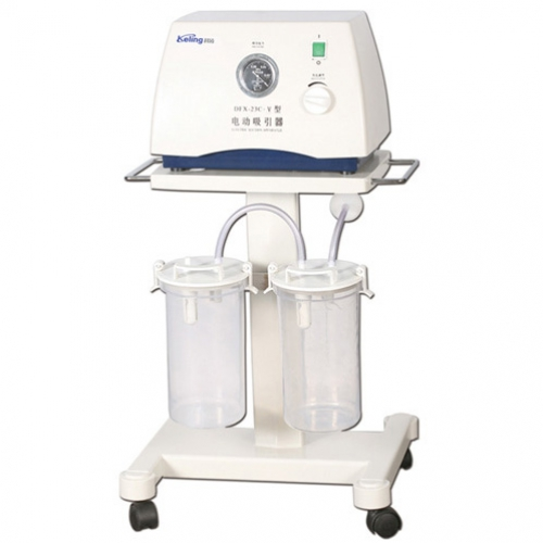 Keling DFX-23C V Medical Suction Apparatus Device Delivery Electric Suction Unit
