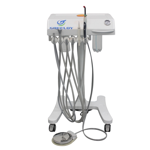 Greeloy® GU-P302 Dental Delivery Units  Built-in LED Curing Light + Ultrasonic Scaler