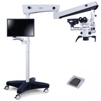 Yusendent C-CLEAR-2 Dental Surgical Operating Microscope Deluxe Package