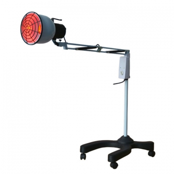 Bozhihan MH-LD 150W Infrared Heat Lamp with Stand and Flexible Arm