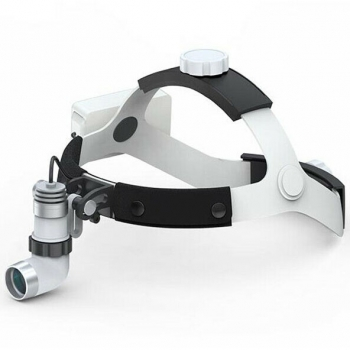 KWS KD-202A-4 3W LED Surgical Medical Headlight Adjustable Dental Head Lamp