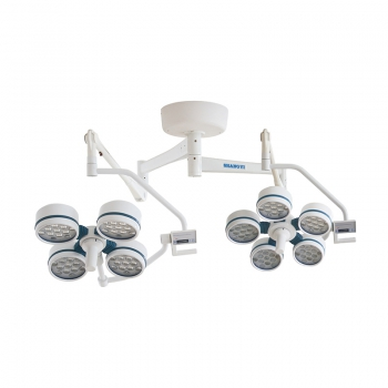 HFMED YD02-LED4+5 LED Shadowless Operating Lamp  Dental Surgical Light Lamp Ceiling Operating Light