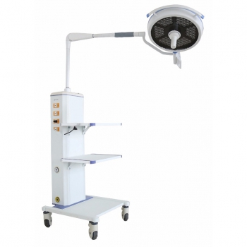 HFMED 500 LED Operation Lamp Surgical Light With Pendant Mobile Shadowless Lamp