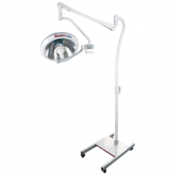 HFMED ZF500S Clinic Halogen Operation Reflector Shadowless Lamp Mobile Surgical ...