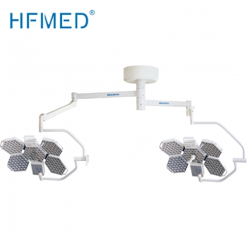 HFMED SY02-LED5+5 LED Surgical Operating Lights Dental Shadowless Lamp Ceiling M...