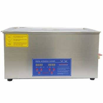22L Stainless Ultrasonic Cleaner JPS-80A with Digital Control LCD & NC Heating