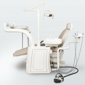 TJ TJ2688 D4 Synthetic Leather Computer Controlled Integral Dental Unit Chair