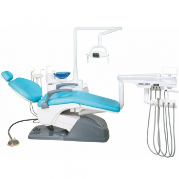 TJ TJ2688 A1-1 PU Leather Computer Controlled Integral Dental Unit Chair