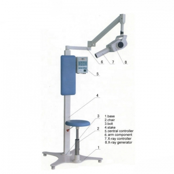 HQY-Y Moving Type Mobile Dental Digital Intraoral Dental X Ray System