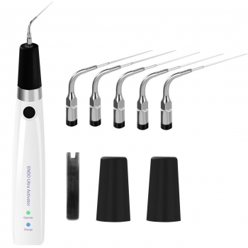 Cordless Ultrasonic Dental Endo Ultra Activator Handpiece 300° Irrigator Pen CE