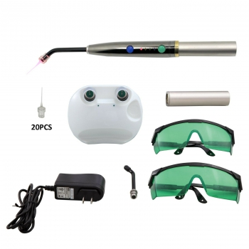 Dental Photo-Activated Disinfection Laser 650nm PAD Light dental oral heal laser treatment