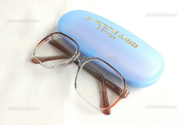 Leaded Radiation Protection Glasses 0.5mmpb