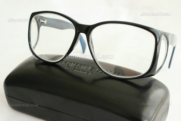 0.5mmpb Radiation Protect Glasses with Sides Shields