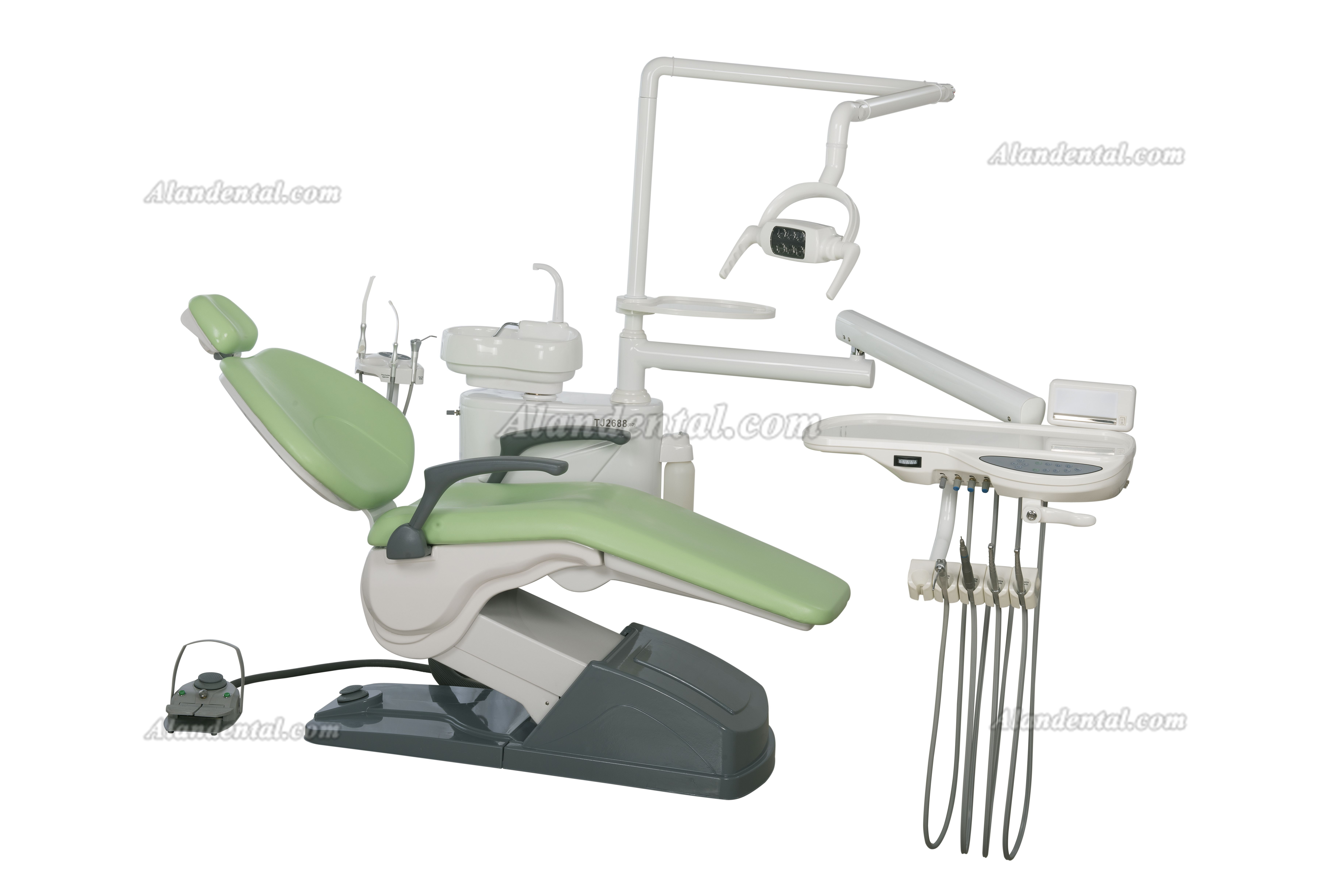 Buy Cheap TUOJIAN Dental Chair B2 CE FDA form Alandental
