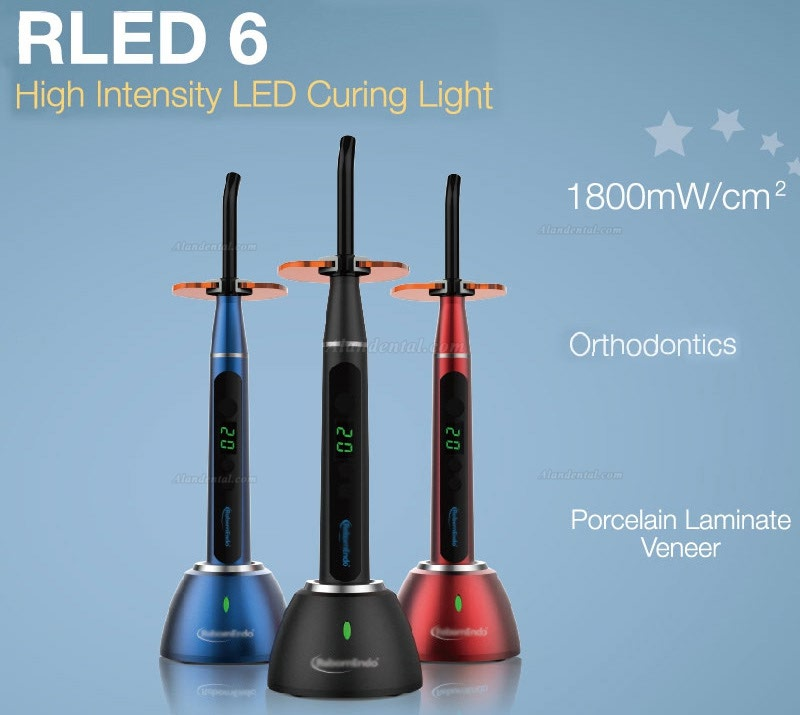 Best High Intensity Led Curing Light for Porcelain Laminate Veneer & Orthodontics