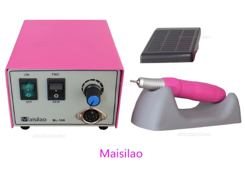 Maisilao® 3,5000rpm Micro Motor Nail Polishing Machine NX100-100C