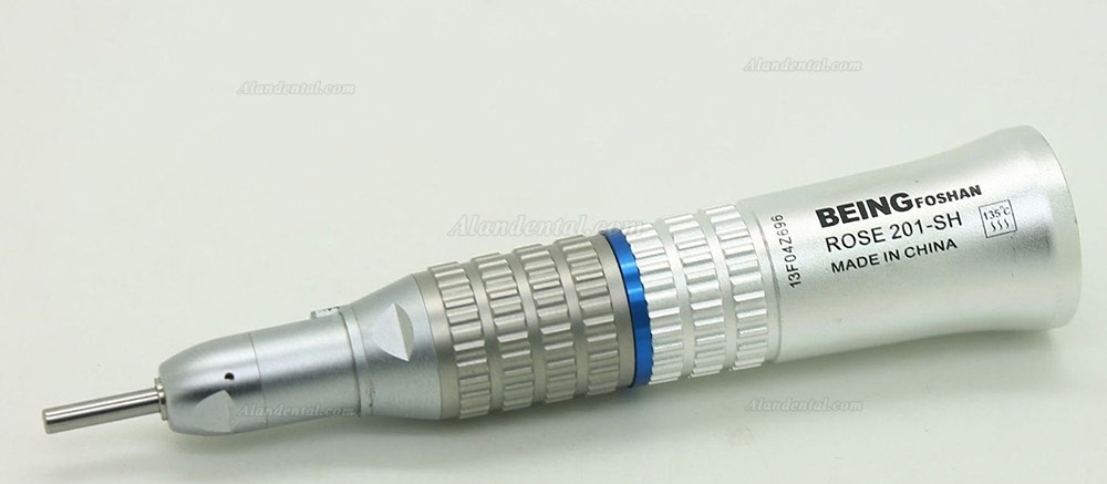 Being® Rose Low Speed E Type Handpiece Unit 1:1 Ratio