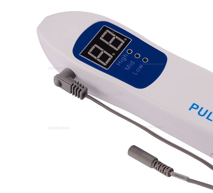 Dental Electric Oral Pulp Tester Testing Teeth Nerve Vitality Endo Endodontics