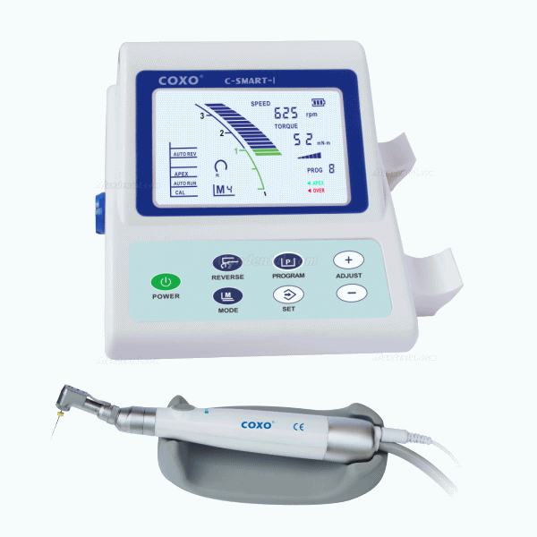 YUSENDENT® C-Smart-I+ Dental Endodontic Treatment Endo Motor with Apex Locator