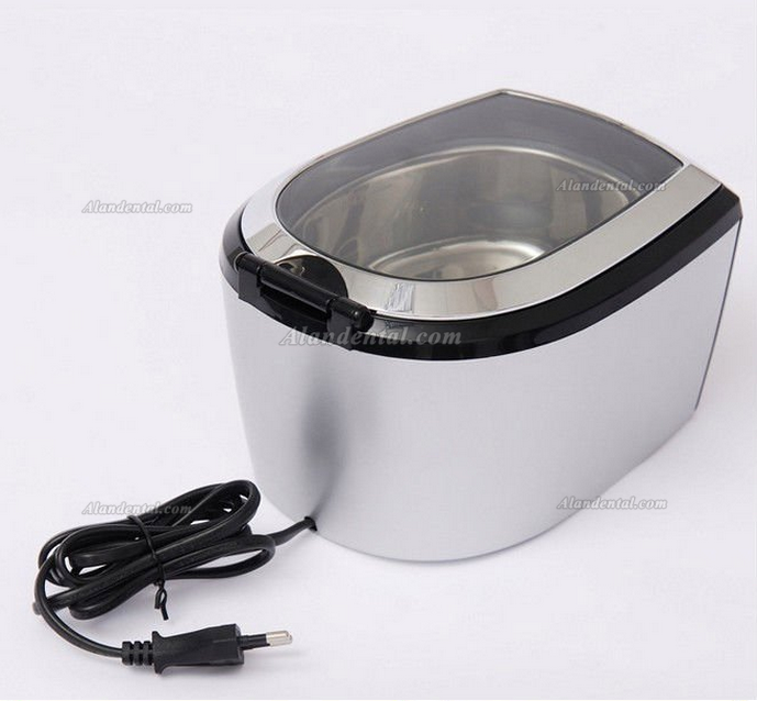 JeKen® 0.75L Ultrasonic Cleaner with CD Cleaning Capability CD-7810A