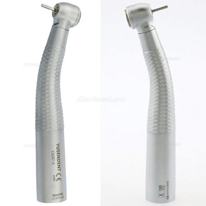 YUSENDENT® CX207-GS-TP Dental Torque Head Handpiece Compatible Sirona (NO Quick Coupler)