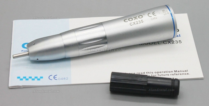 YUSENDENT® CX235-2B  Dental Inner Water Slow Speed Straight Nose Cone Handpiece