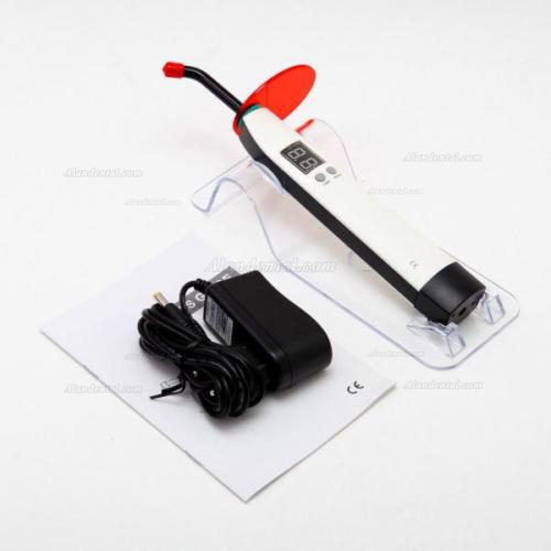 Yusendent DB-686 DELI Dental Wireless Cordless LED Curing Light 1600mw/cm²