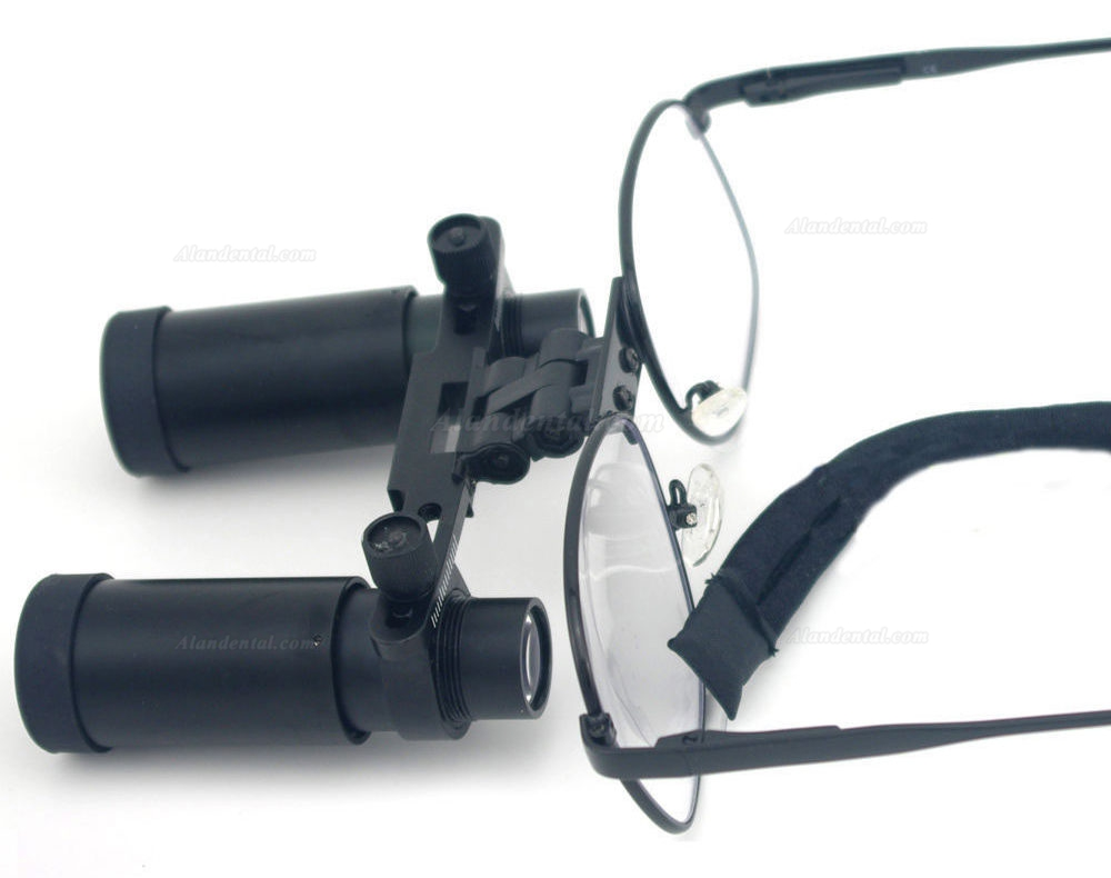 Ymarda 6.0X 420mm Dental Binocular Loupes Medical Loupes Dentist Magnifier Metal Frame