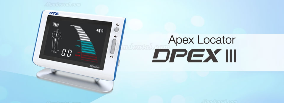 DTE DPEX III Endodontic LCD Root Canal Apex Locator