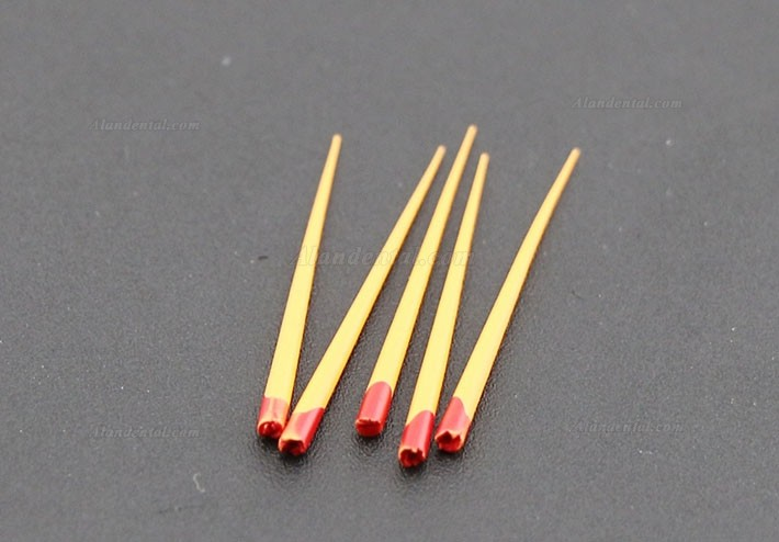 1Pack/60Pcs Dental Gutta Percha Points Tips F2 For Dentsply Maillefer Protaper