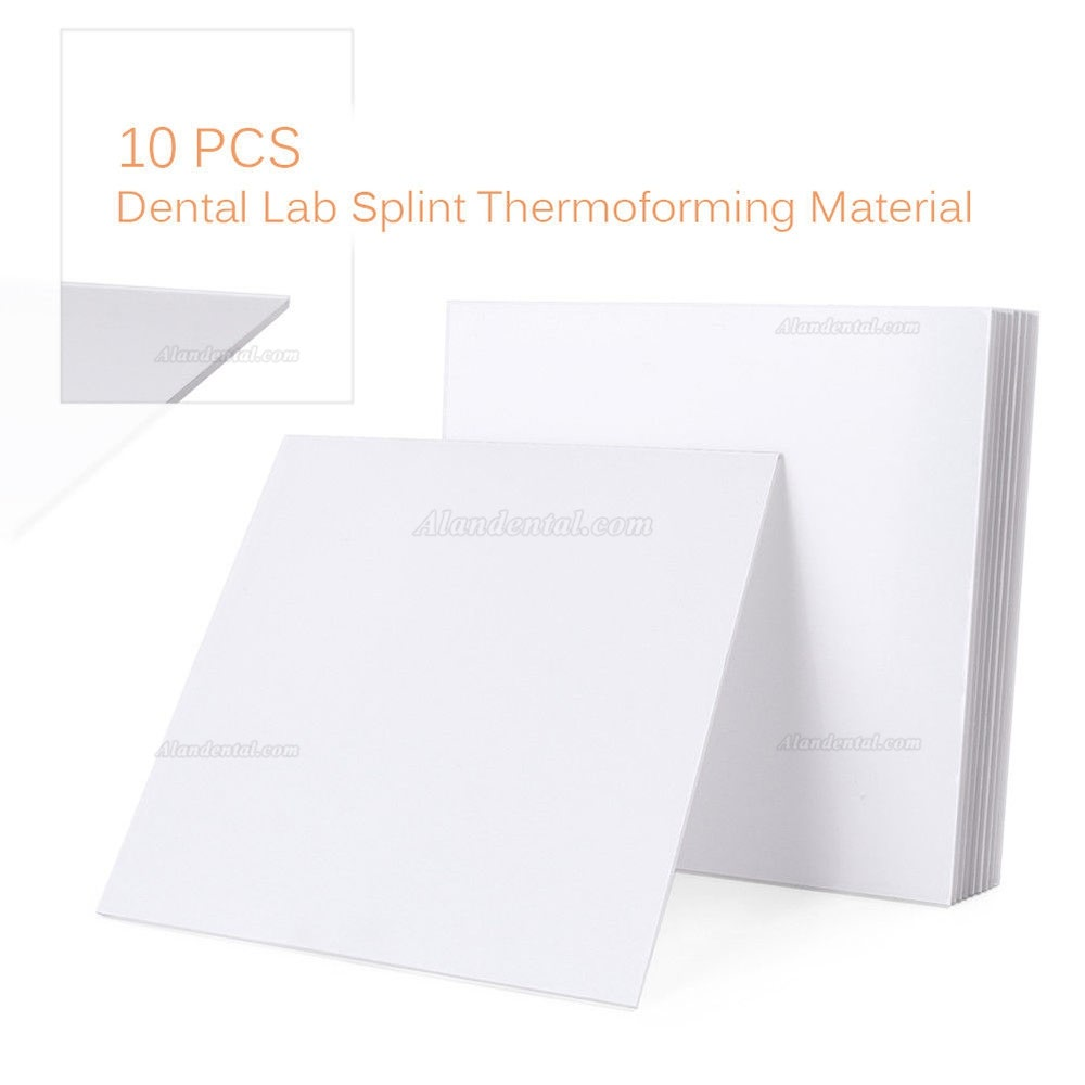 Dental Sheets Splint Vacuum Forming Machine 1.0/1.5/2.0mm Thermoforming Lots
