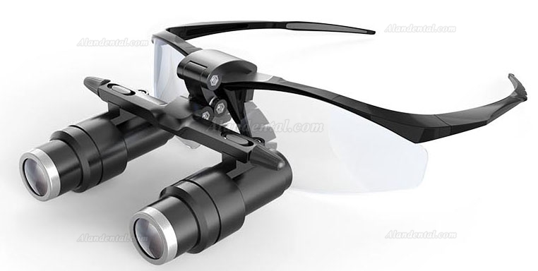 KWS FD-501K-1 4X Dental Medical Binocular Loupes Magnifying Glasses Maginifier