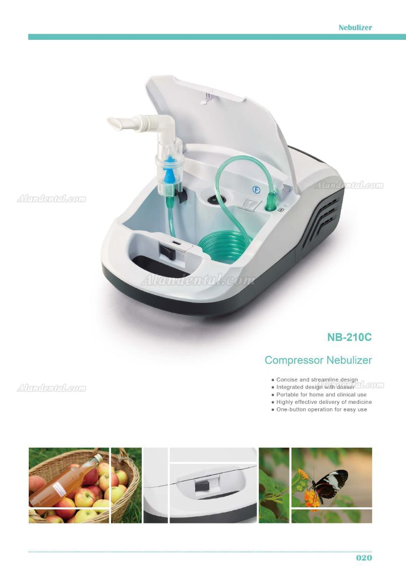 Buy Cheap Scian 174 Nb 210c Nebulizer Machine Form Alandental