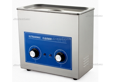 JeKen® 6.5L Ultrasonic Cleaner PS-30 with Timer & Heater