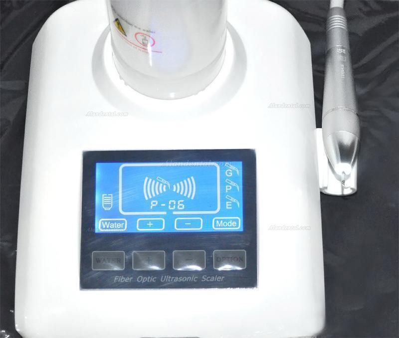 Dental LED Fiber Optic Piezo Ultrasonic Scaler YS-CS-A(V) EMS + 2 Water Bottle