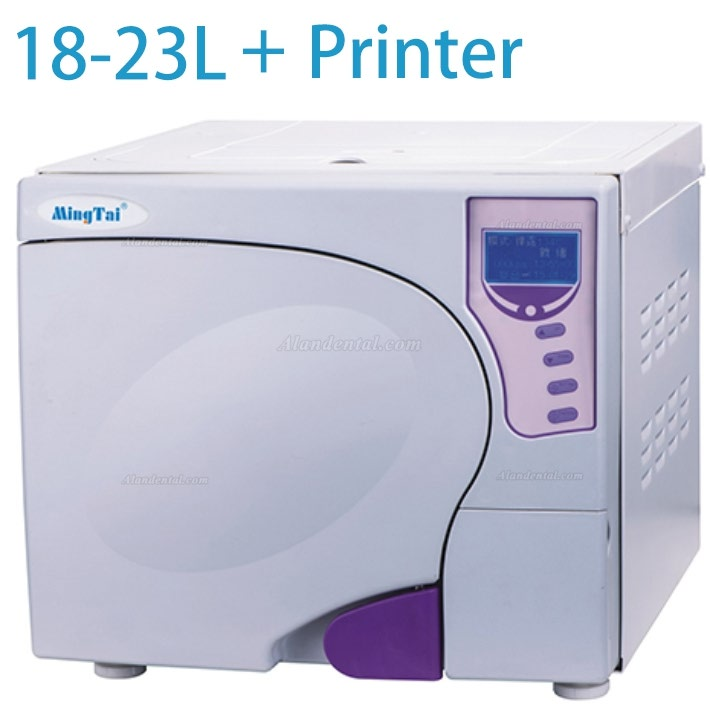 Sun® SUN-III 16-23L Autoclave Sterilizer Vacuum Steam with Printer