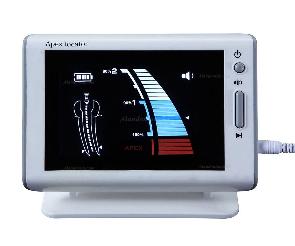 "4.5"" LCD Dental Apex Locator Root Canal Finder Endodontic Files"
