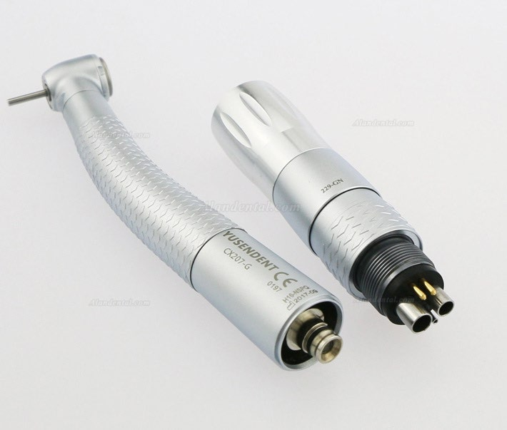 YUSENDENT® CX207-GN-SPQ Standard Fiber Optic Handpiece With NSK Roto Quick Coupler